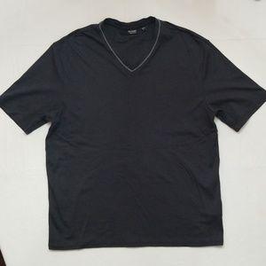 Murano Liquid Luxury V-neck T-shirt - Large NWOT